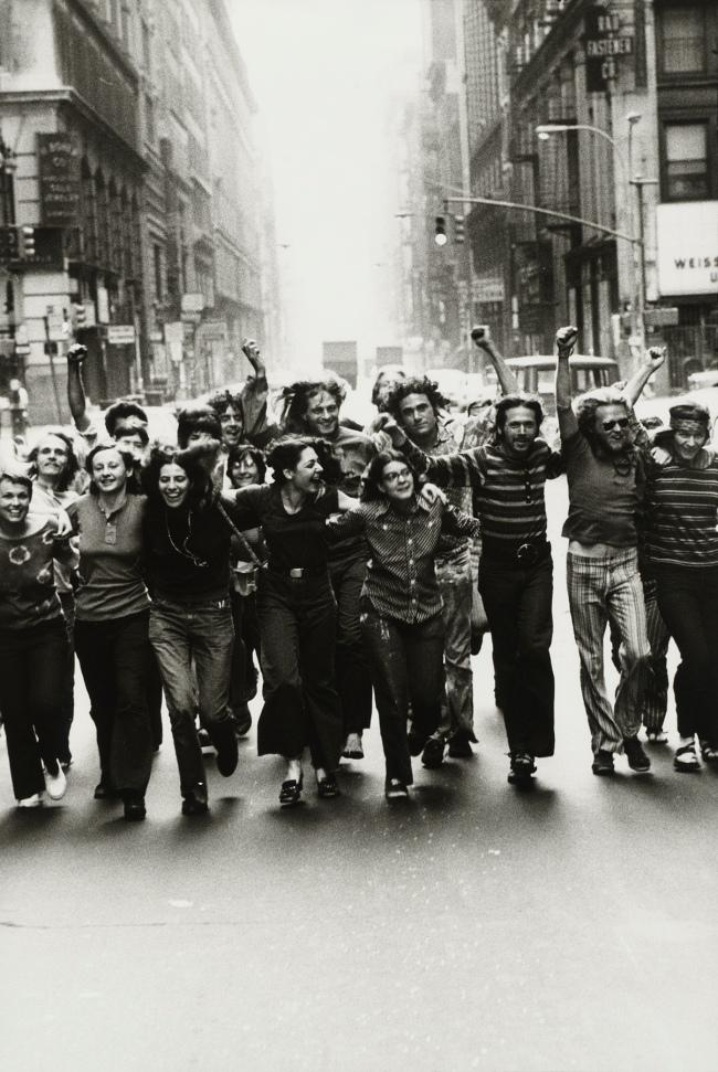 Peter Hujar (American, 1934-1987) 'Gay Liberation Front Poster Image' 1970
