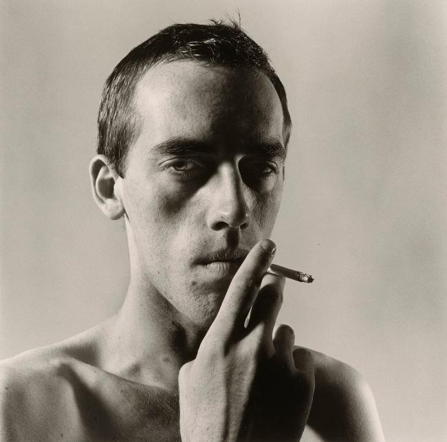 Peter Hujar (American, 1934-1987) 'David Wojnarowicz' 1981