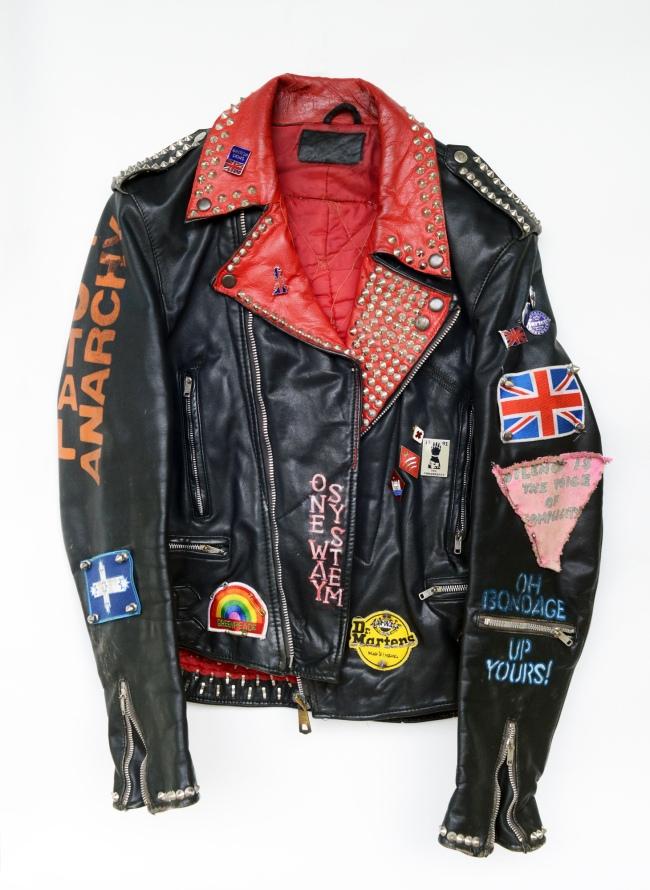 Marcus Bunyan. 'Punk Jacket' c. 1989-1991