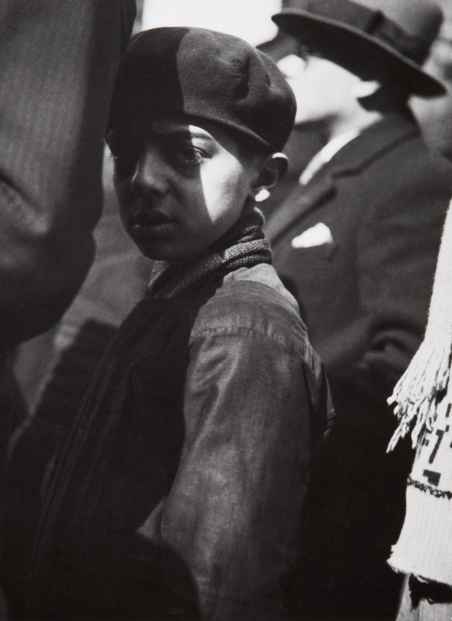 Dora Maar (French, 1907-1997) 'Child with a Beret' c. 1932