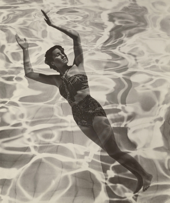 Dora Maar (French, 1907-1997) 'Model in Swimsuit' 1936
