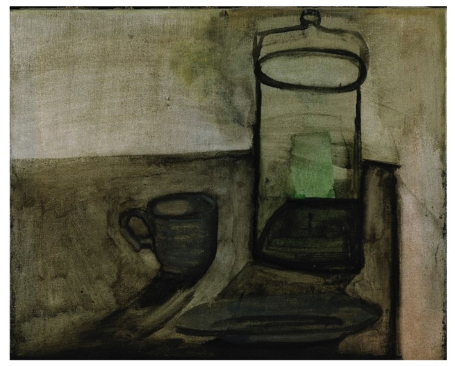 Dora Maar (French, 1907-1997) 'Still Life with Jar and Cup' 1945
