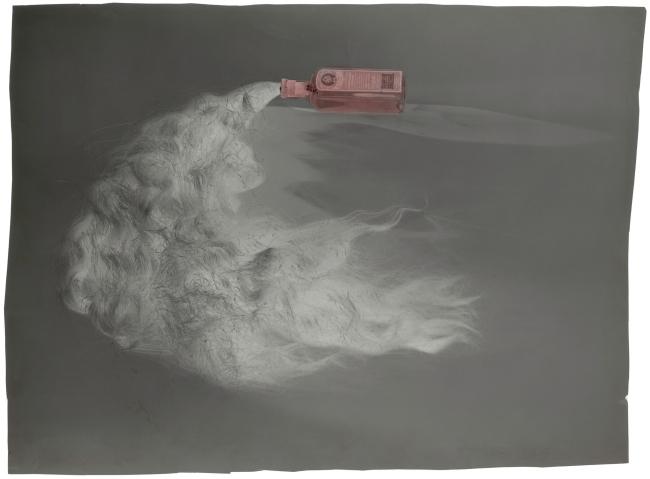 Dora Maar (French, 1907-1997) 'Publicity Study, Pétrole Hahn' 1934-1935