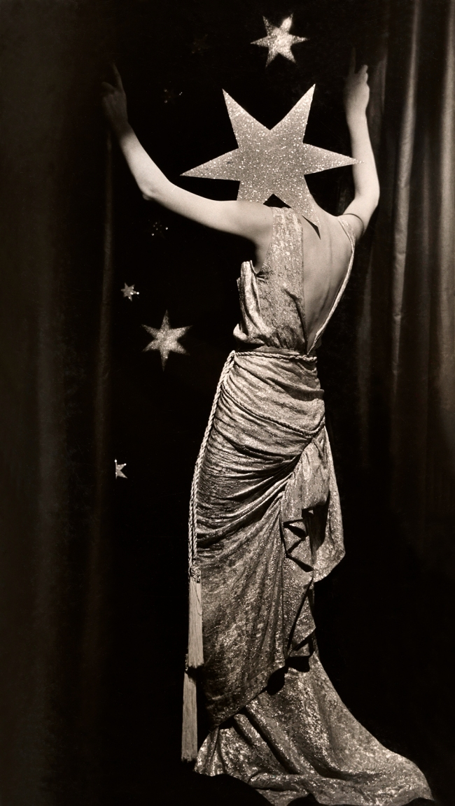 Dora Maar (French, 1907-1997) 'Untitled (Fashion photograph Model star)' c. 1935