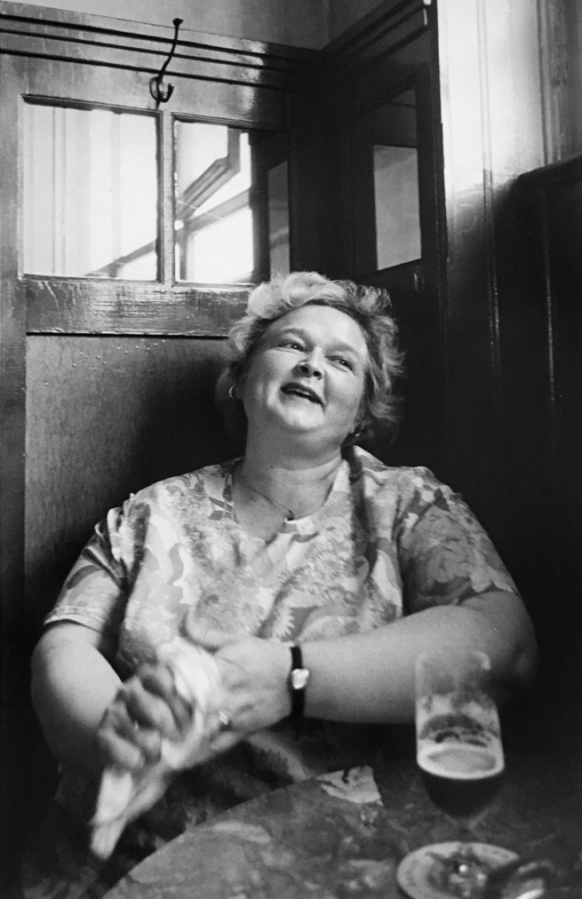Helga Paris (German, born Poland, 1938) 'No title' 1975 From the series 'Berliner Kneipen' (Berlin Pubs)