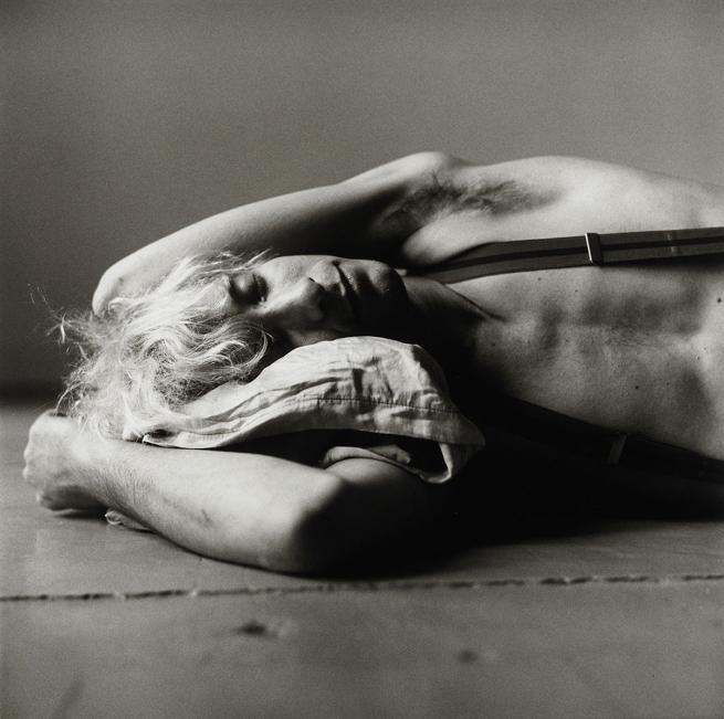 Peter Hujar (American, 1934-1987) 'Dean Savard Reclining' 1984