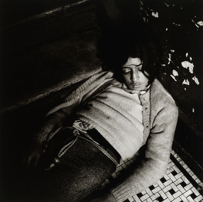 Peter Hujar (American, 1934-1987) 'Girl in My Hallway' 1976