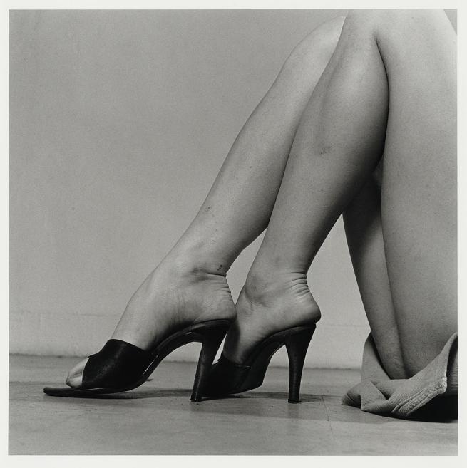 Peter Hujar (American, 1934-1987) 'Greer Lankton's Legs' 1983