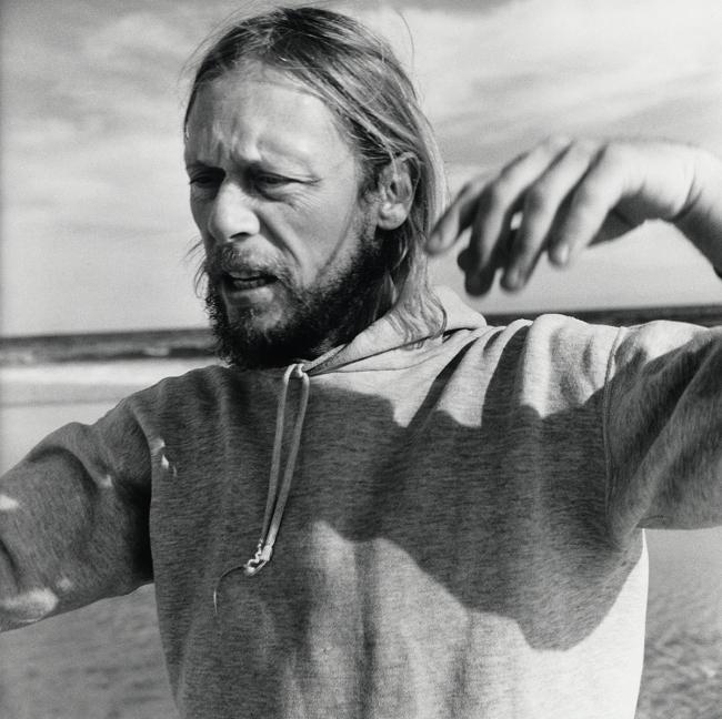 Peter Hujar (American, 1934-1987) 'Paul Thek' 1973