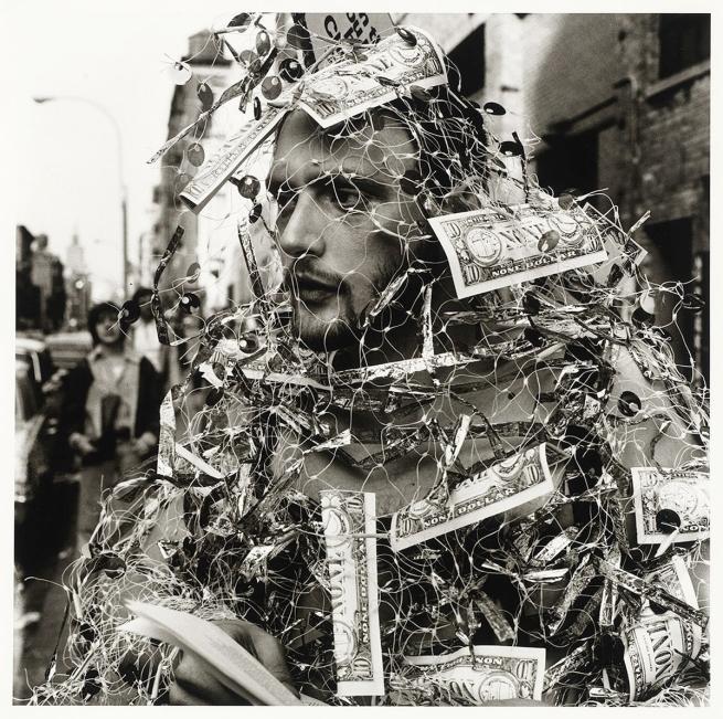 Peter Hujar (American, 1934-1987) 'Stephen Varble, Soho, Franklin Street (III)' 1976