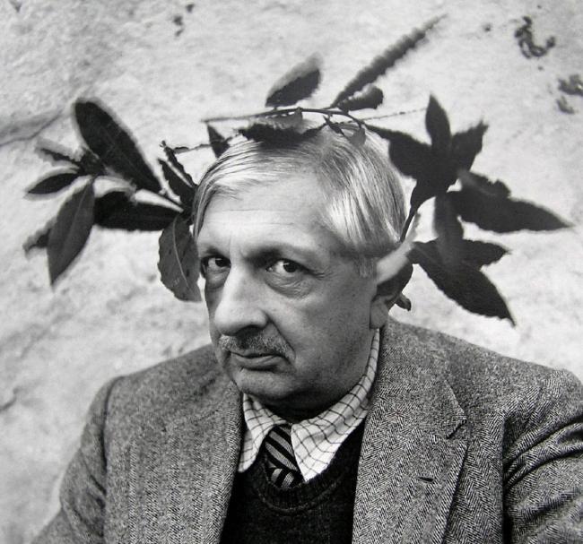 Irving Penn (American, 1917-2009) 'Giorgio de Chirico, Rome' Rome, 1944