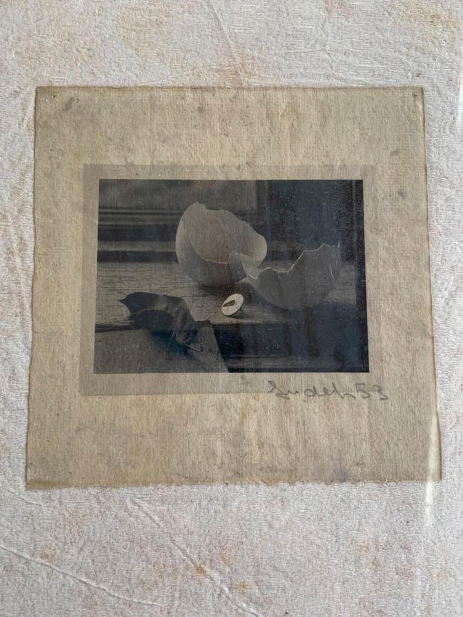 Josef Sudek (Czech, 1896-1976) 'Untitled' 1953