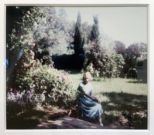 Jacques Henri Lartigue (1894-1986) 'Bibi at the Château de la Garoupe' Cap d'Antibes, France, 1920(installation view)