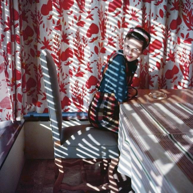 Jacques Henri Lartigue (1894-1986) 'Florette' Venice, May 1954