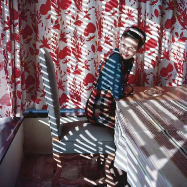 Jacques Henri Lartigue (1894-1986) 'Florette' Venice, May 1954