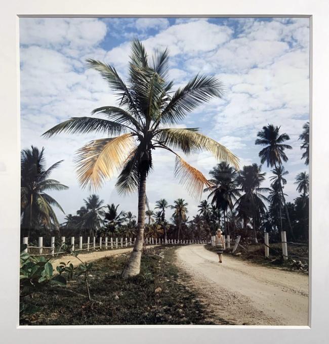 Jacques Henri Lartigue (1894-1986) 'Puerto Cabello, Venezuela, February 1962'