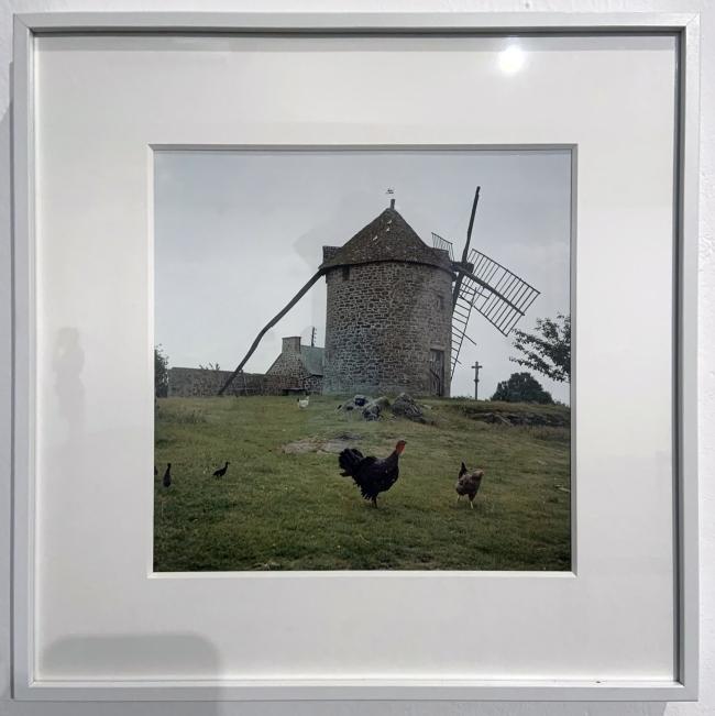 Jacques Henri Lartigue (1894-1986) 'Vendeé, France 1958'(installation view)