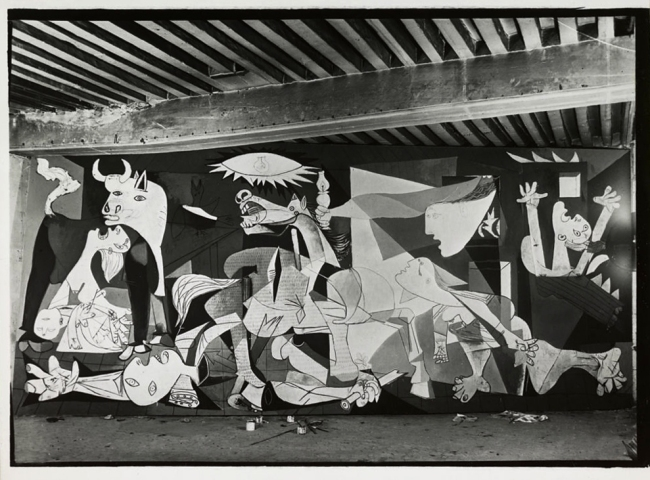Dora Maar (French, 1907-1997) 'Guernica' May-June, 1937