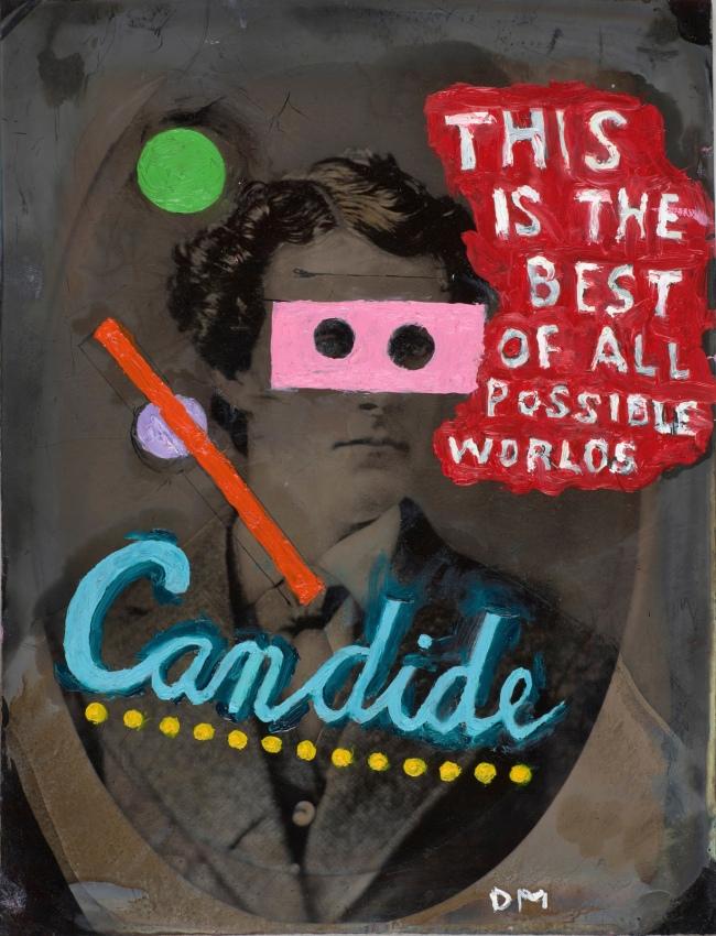 Duane Michals (American, b. 1932) 'Candide, 2019'