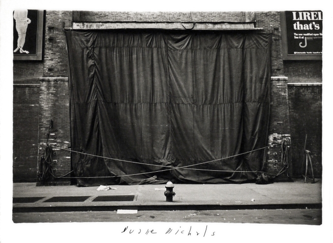 Duane Michals (American, b. 1932) 'Empty New York' c. 1964