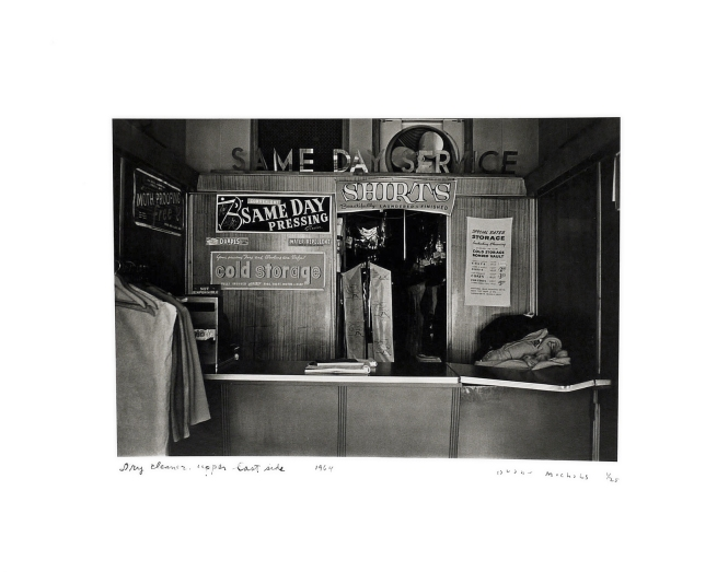 Duane Michals (American, b. 1932) 'Empty New York' c. 1964