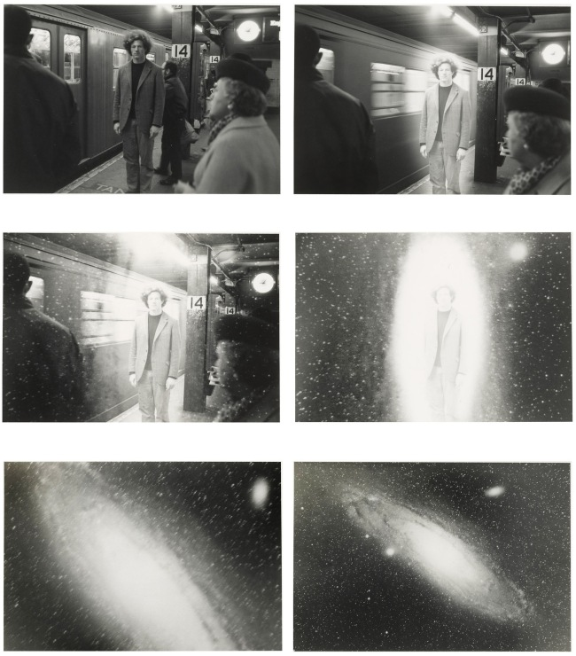 Duane Michals (American, b. 1932) 'The Human Condition' 1969