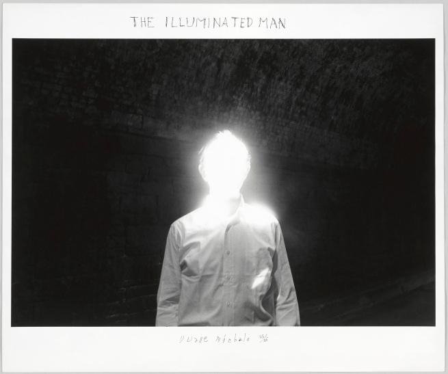 Duane Michals (American, b. 1932) 'The Illuminated Man' 1968