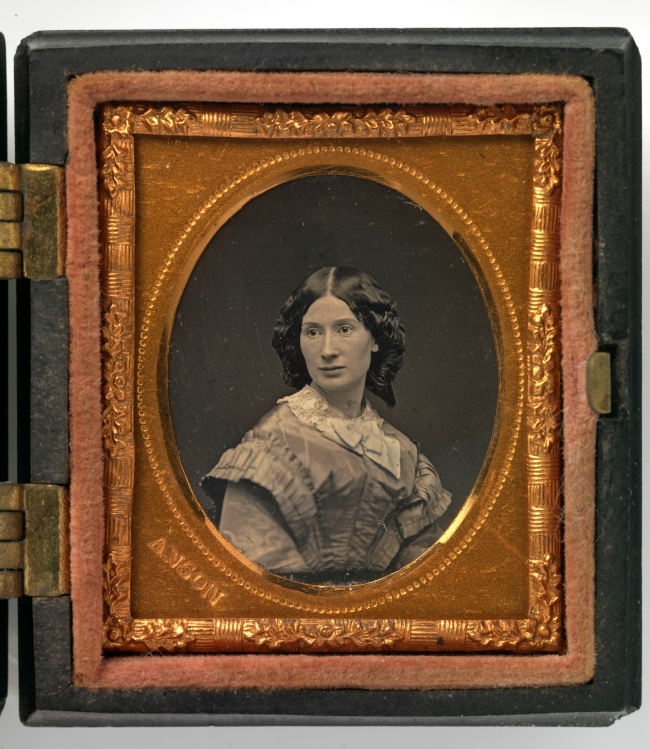 Rufus Anson. 'Laura Keene' c. 1855