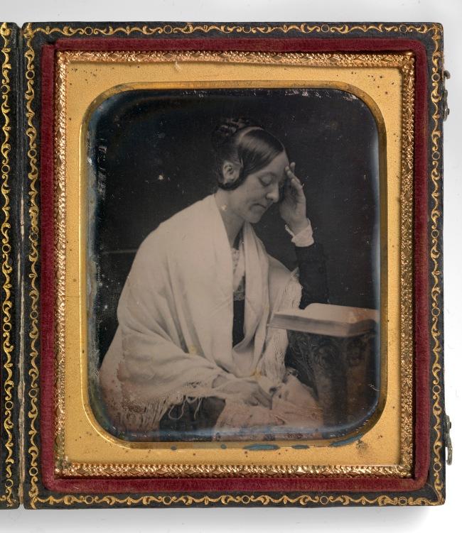 John Plumbe, Jr. 'Margaret Fuller' 1846