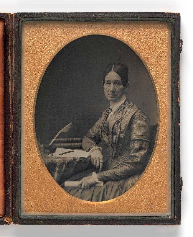 Unidentified Artist. 'Dorothea Lynde Dix' c. 1849