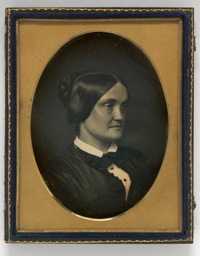 Unidentified Artist. 'Charlotte Cushman' c. 1850