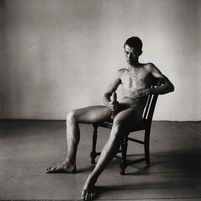 Peter Hujar (American, 1934-1987) 'Bruce de Ste. Croix' 1976
