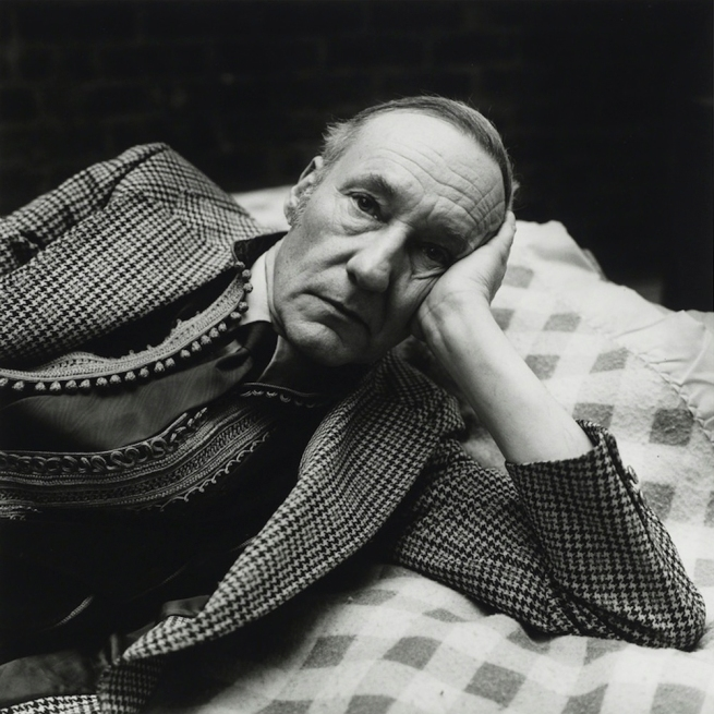 Peter Hujar (American, 1934-1987) 'William S. Burroughs (1)' 1975