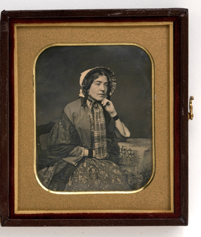 Meade Brothers Studio. 'Mary Ann Meade' c. 1850