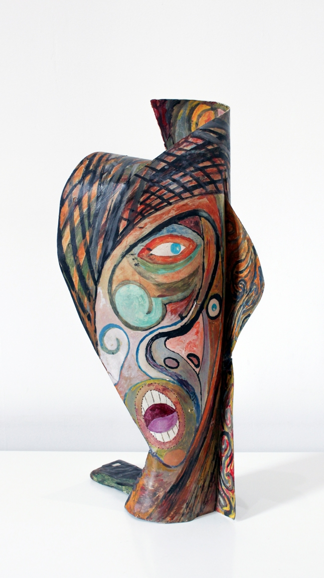 Germán Cueto. Máscara estridentista (Stridentist Mask) c. 1924