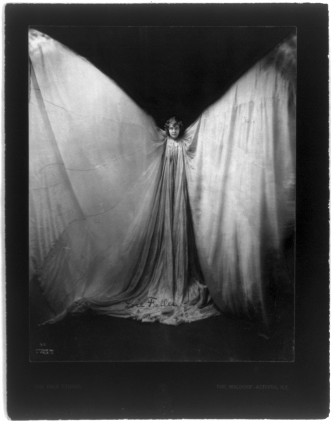 Unknown, Loie Fuller, c. 1901