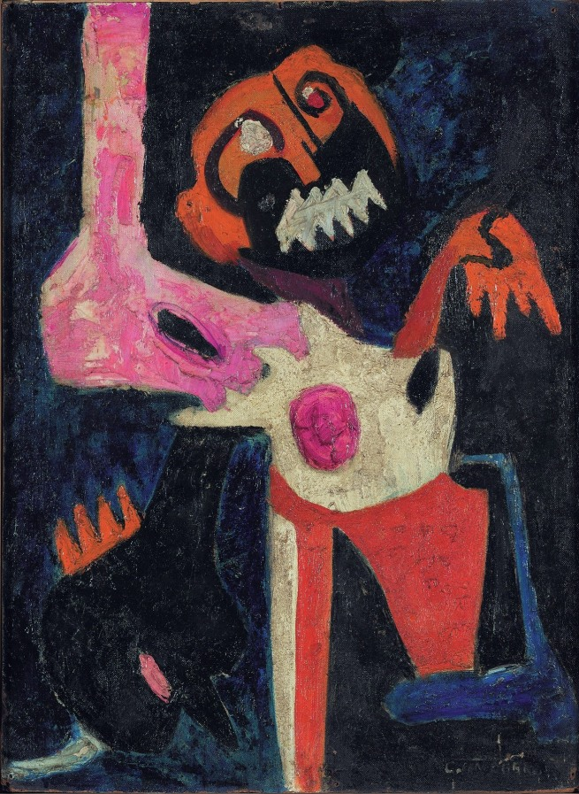 Colette Omogbai. 'Agony' c. 1963