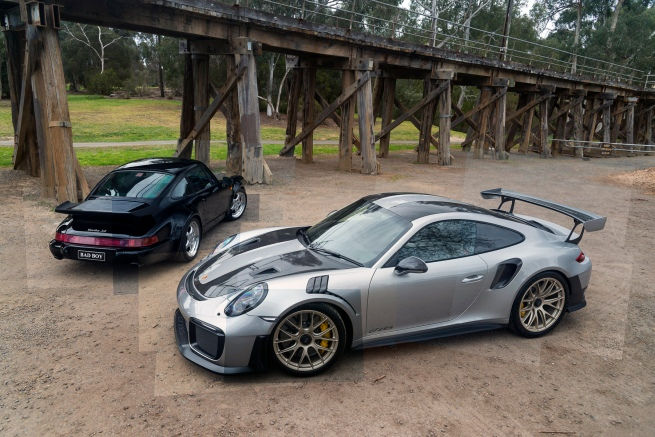 Andrew Follows (Australian) 'Porsche 991 911 GT2 RS' 2019