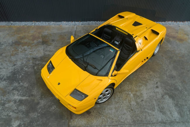 Andrew Follows (Australian) 'Lamborghini Diablo Roadster' 2019