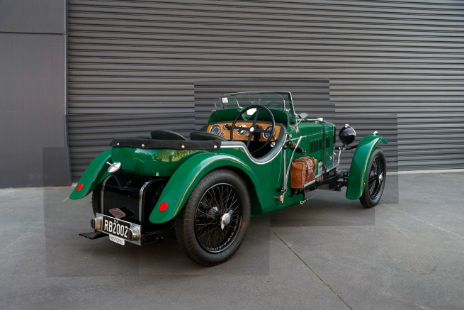 Andrew Follows (Australian) 'Frazer Nash TT' 2019