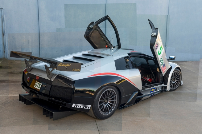Andrew Follows (Australian) 'Lamborghini Murcielago R-GT (restored)' 2019