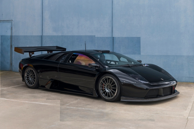 Andrew Follows (Australian) 'Lamborghini Murcielago R-GT (unrestored)' 2019
