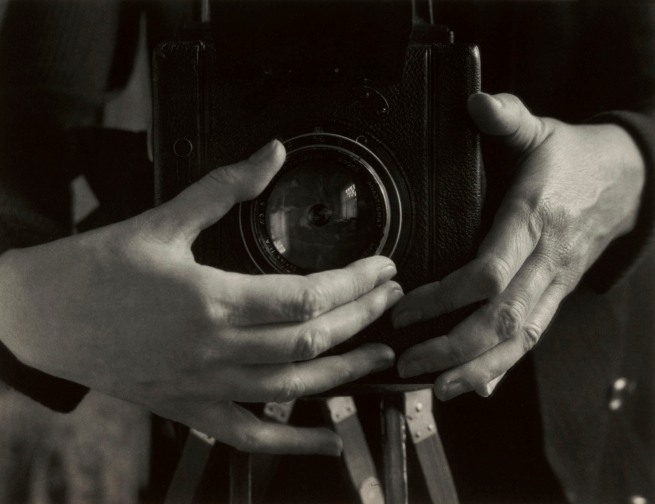 Alma Lavenson (American, 1897-1989) '[Self-Portrait]' 1932