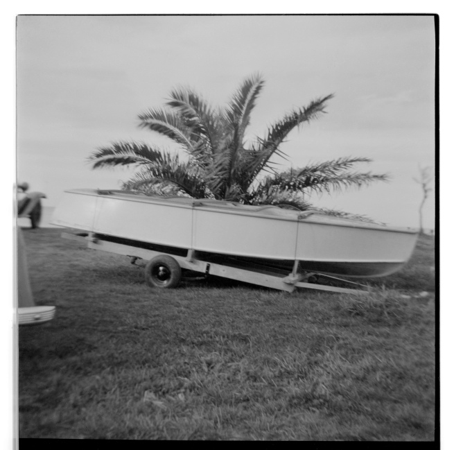 Unknown photographer (Australian) 'Untitled (boat)' 1946-47