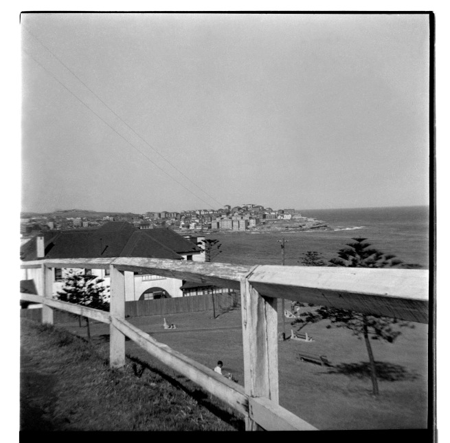 Unknown photographer (Australian) 'Untitled (Bondi Beach, Sydney)' 1946-47