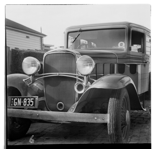 Unknown photographer (Australian) 'Untitled (1932 Chevrolet)' 1946-47