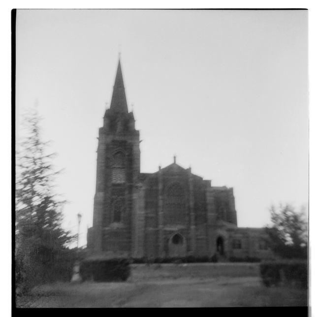 Unknown photographer (Australian) 'Untitled (church)' 1946-47