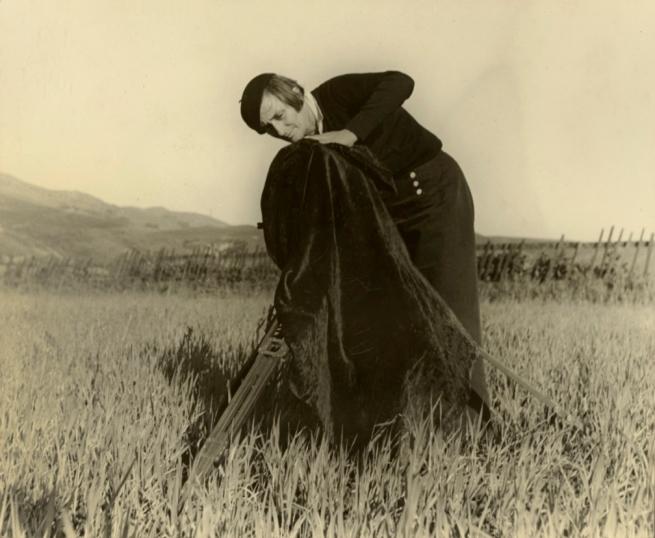 Unknown photographer (American) '[Portrait of Dorothea Lange]' 1937