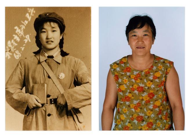 Hai Bo (Chinese, b. 1962) 'I am Chairman Mao's Red Guard' 2000