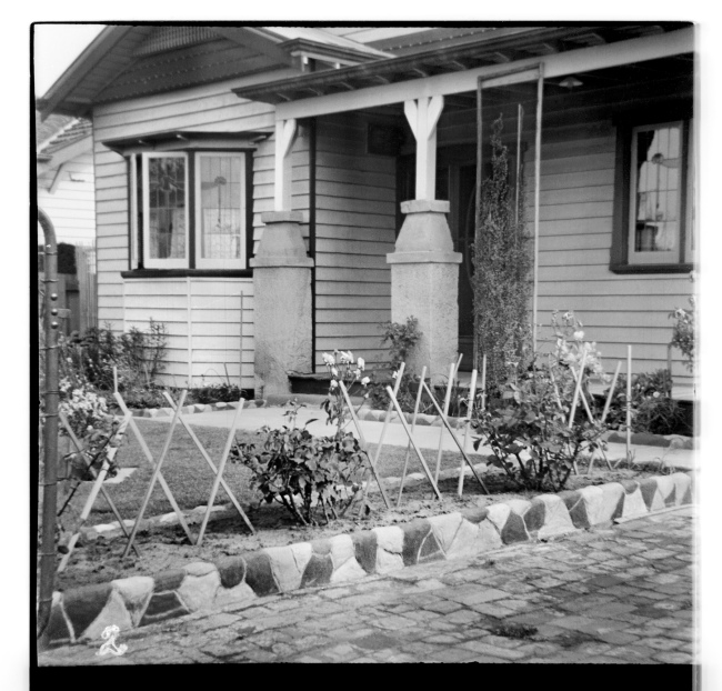 Unknown photographer (Australian) 'Untitled (house)' 1946-47